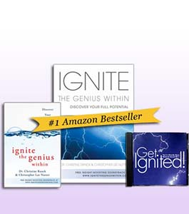 Ignite the Genius Within on Amazon