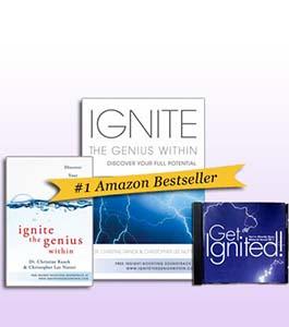 Ignite the Genius Within on Amazon