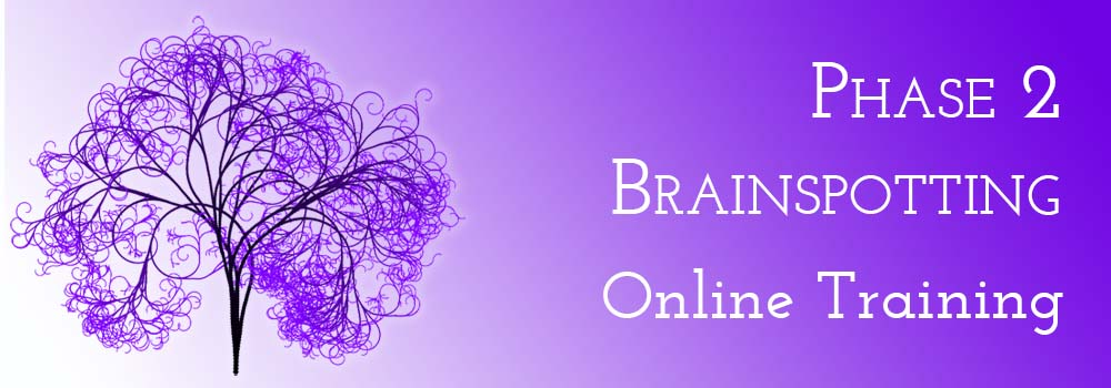 Christine Ranck Phase 2 Brainspotting workshop banner